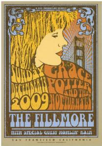 POSTER - FILLMORE A7