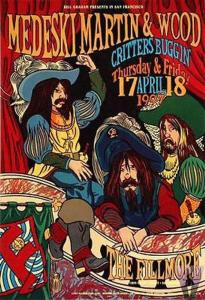 POSTER - FILLMORE A83