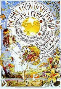 POSTER - FILLMORE A87