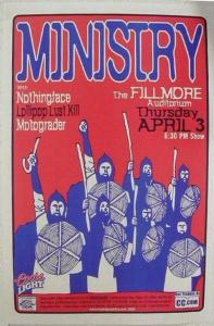 POSTER - FILLMORE A98