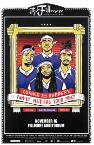 POSTER - FILLMORE DENVER 14