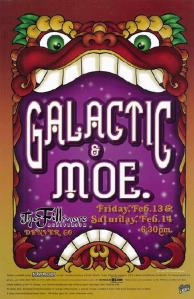POSTER - FILLMORE DENVER 53