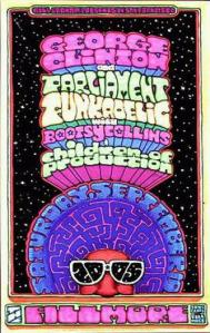 POSTER - FILLMORE DENVER 57
