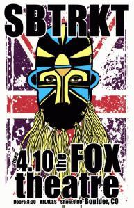 POSTER - FOX B54