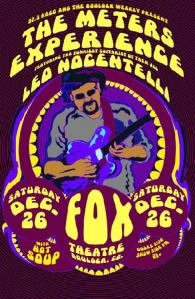 POSTER - FOX BOULDER A105