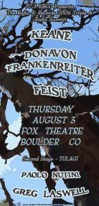 POSTER - FOX BOULDER A52