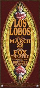 POSTER - FOX BOULDER A65