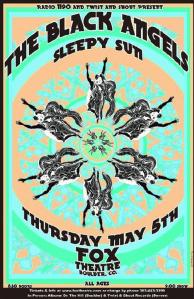 POSTER - FOX THEATER BOULDER 11