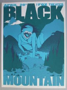 POSTER - FOX THEATER BOULDER 12