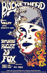 POSTER - FOX THEATER BOULDER 22