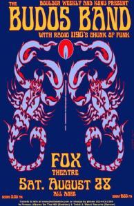 POSTER - FOX THEATER BOULDER 26