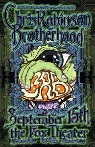 POSTER - FOX THEATER BOULDER 33