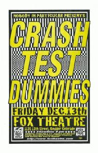 POSTER - FOX THEATER BOULDER 39
