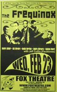 POSTER - FOX THEATER BOULDER 76