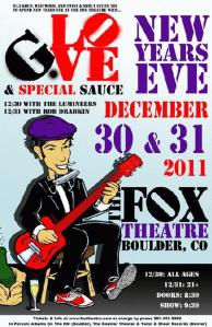POSTER - FOX THEATER BOULDER 78
