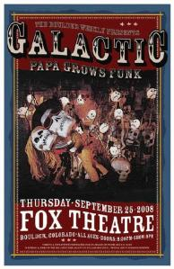 POSTER - FOX THEATER BOULDER 79