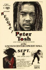 POSTER - LINCOLN CENTER FT COLLINS A1