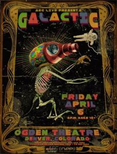 POSTER - OGDEN THEATER DENVER 36