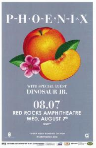POSTER - RED ROCKS A53