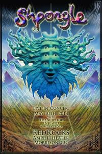 POSTER - RED ROCKS AMP B31
