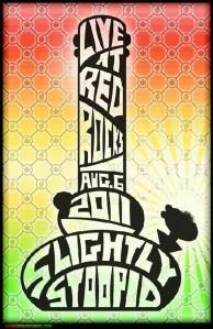POSTER - RED ROCKS AMP B34