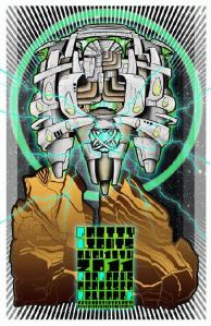 POSTER - RED ROCKS AMP B6