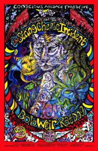 POSTER - RED ROCKS AMP B66