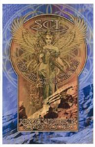 POSTER - RED ROCKS AMP B67