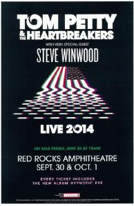 POSTER - RED ROCKS AMP B80