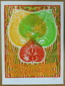 POSTER - RED ROCKS AMPTH 20