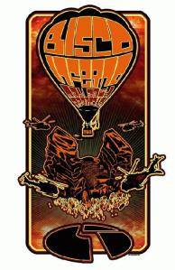 POSTER - RED ROCKS AMPTH 24
