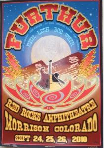 POSTER - RED ROCKS AMPTH 31