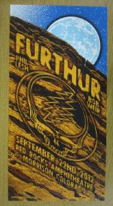 POSTER - RED ROCKS AMPTH 37