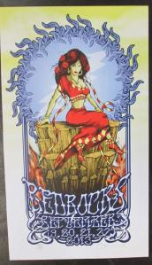 POSTER - RED ROCKS AMPTH 39