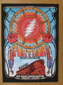 POSTER - RED ROCKS AMPTH 40
