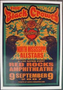 POSTER - RED ROCKS AMPTH 6