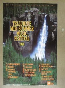 POSTER - TELLURIDE A3