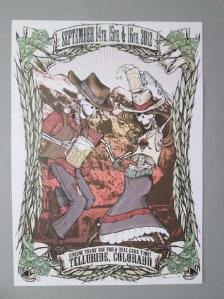 POSTER - TELLURIDE A5