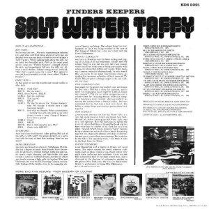 SALT WATER TAFFY 1968 B