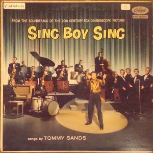 SANDS TOMMY 1958 A