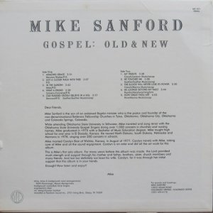 SANFORD MIKE - MC 101 (2)