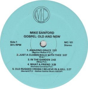 SANFORD MIKE - MC 101