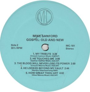 SANFORD MIKE - MC 101_0001