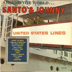 SANTO AND JOHNNY 1962 A