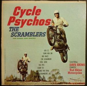 SCRAMBLERS 1963 A