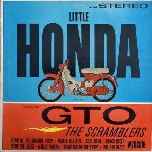 SCRAMBLERS 1964 A