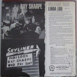 SHARPE RAY 1960 B