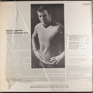 SHATNER WILLIAM 1968 B