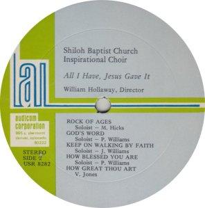 SHILOH BAPTIS - AUD 8282_0001