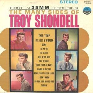 SHONDELL TROY 1962 A